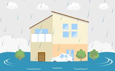 9 Tips Membeli Rumah Bebas Banjir
